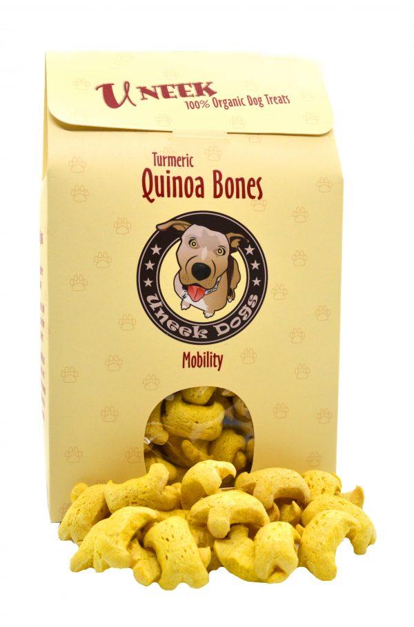 Turmeric Curcumin Quinoa Bones